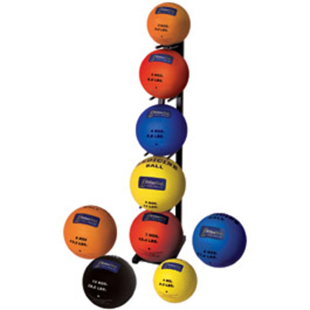 Fitter PVC Medicine Ball, 4kg