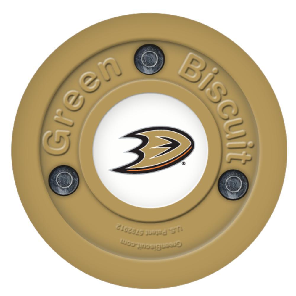 Green Biscuit NHL, Anaheim Ducks, Kiekko
