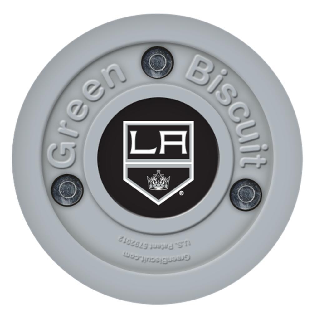 Green Biscuit NHL, LA Kings Silver