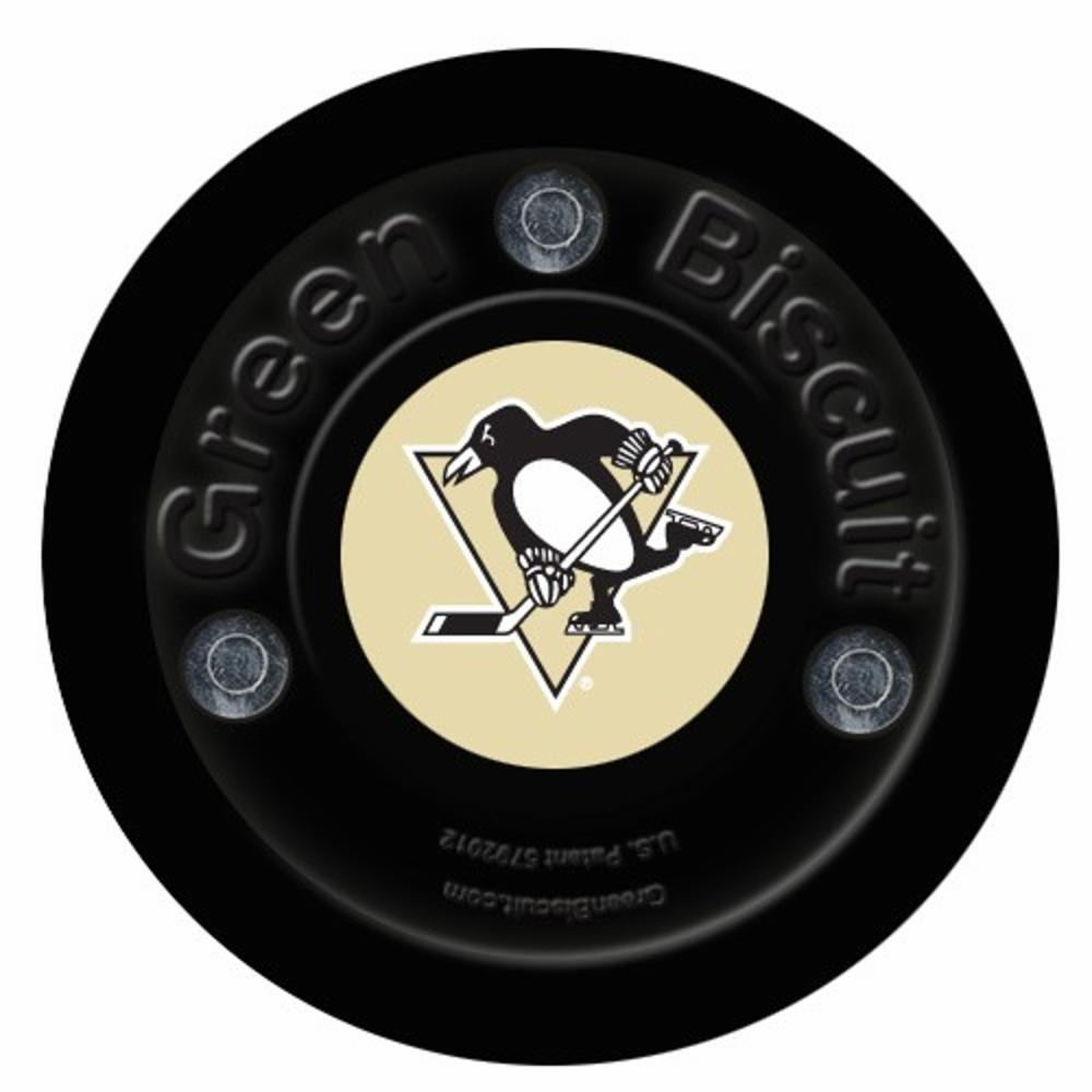 Green Biscuit NHL, Pitts. Penguins BK