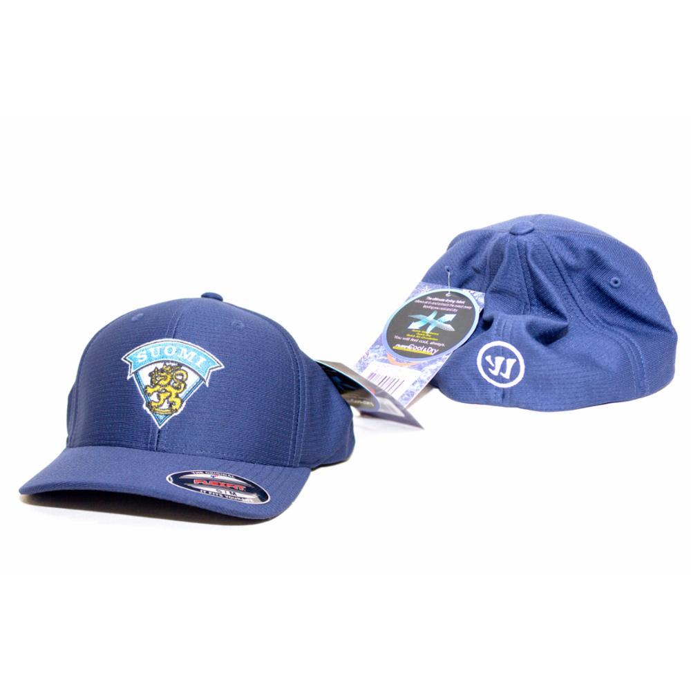 Warrior New Logo Flex Cap Lippis