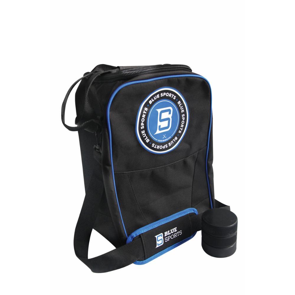Blue S Deluxe Puck Bag Kiekkokassi