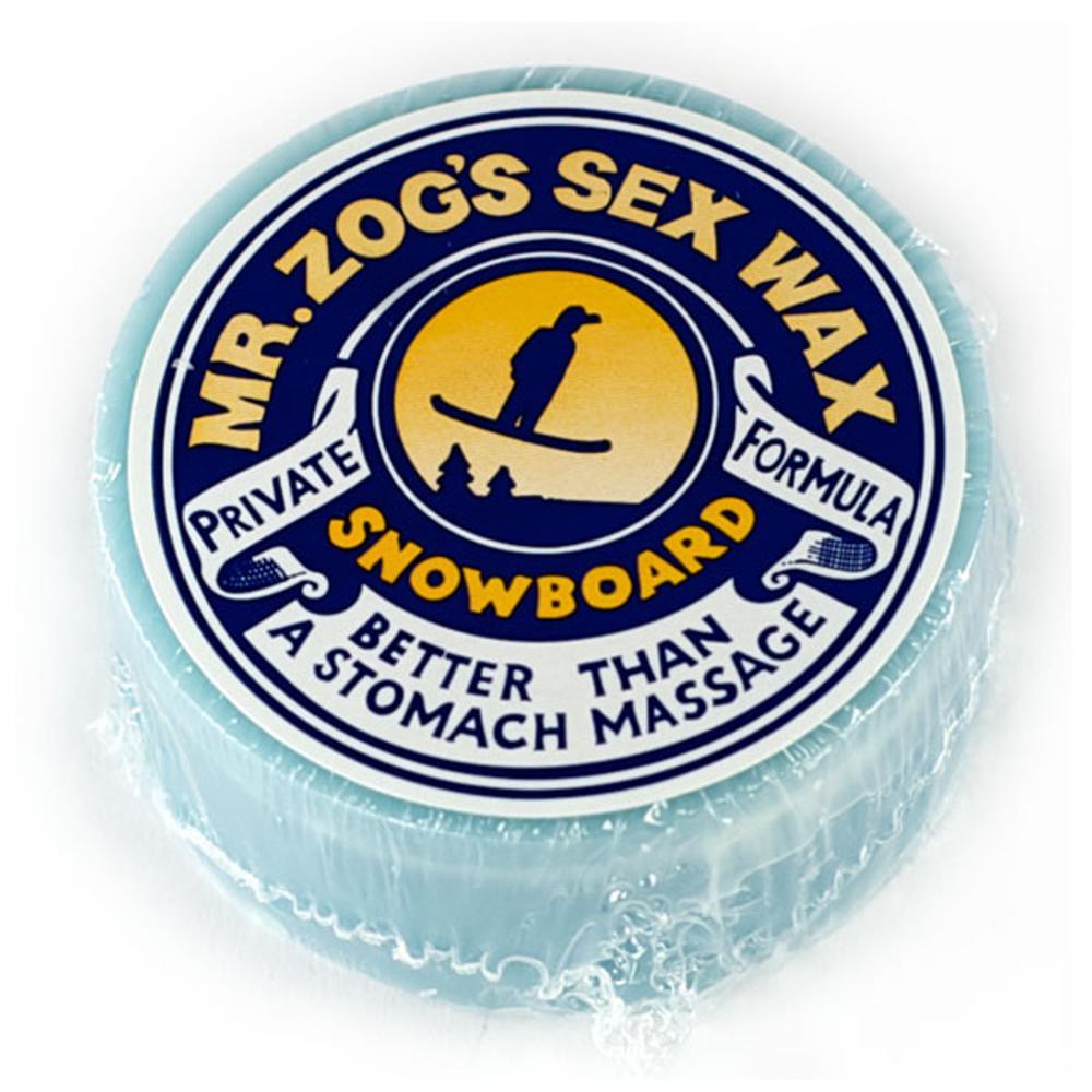 Zog Snowboard Wax, Mild -9 to -2