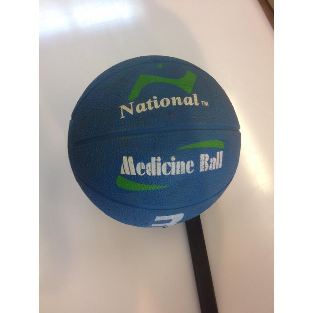 National Sports Medicine Ball Rubber MBR, 5kg
