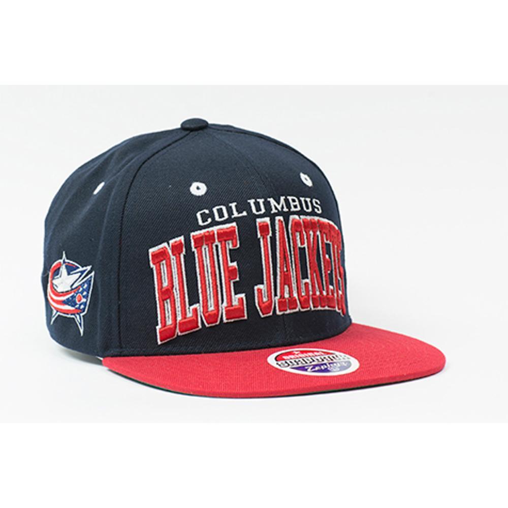Zephyr NHL Super St, Columbus Blue Jack.