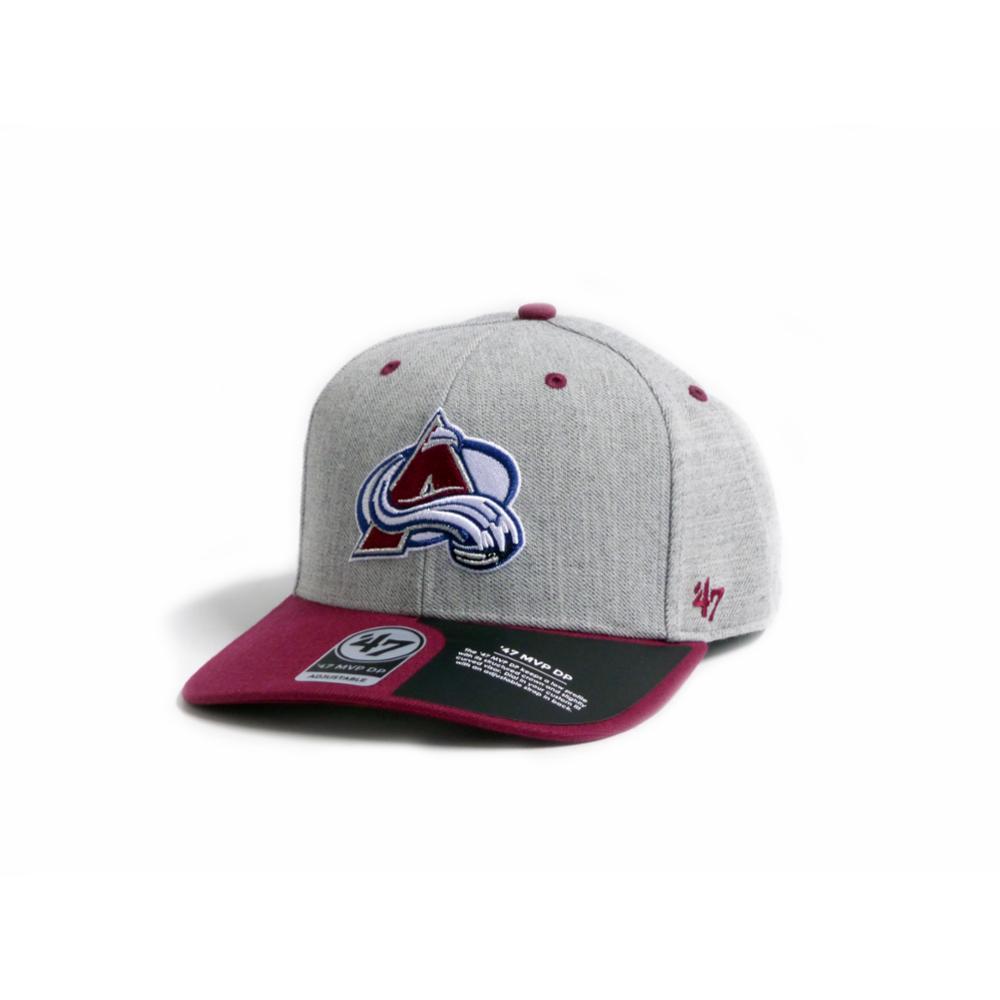 47 Strorm NHL Cap, Colorado Avalanche