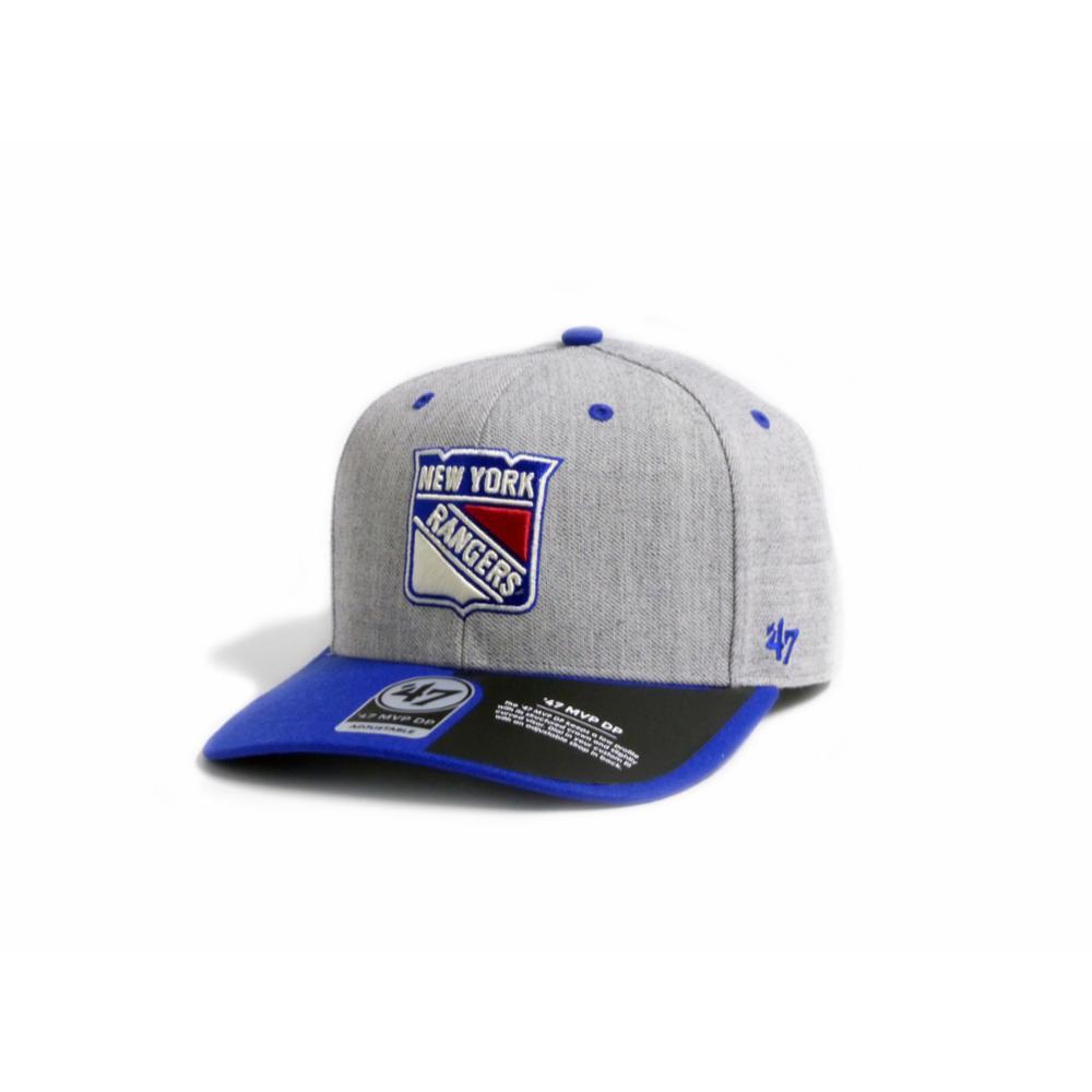 47 Strorm NHL Cap, New York Rangers