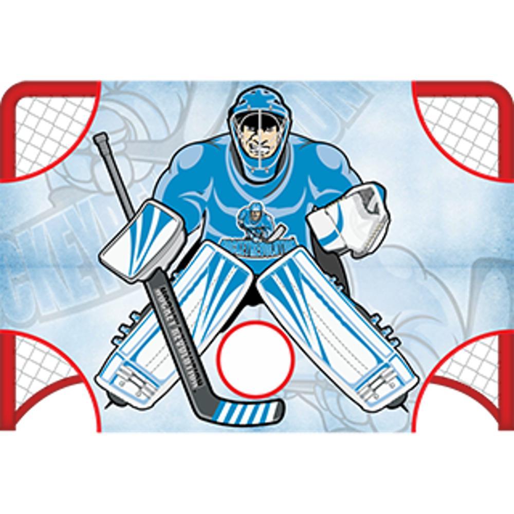 Hockey Revolution My Target 5, Goalie Target
