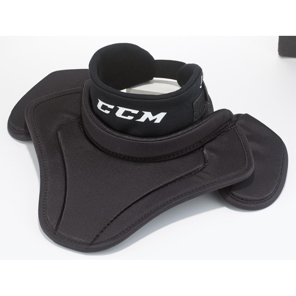 CCM TC500 Throat Collar S-MV-Kaulasuoja