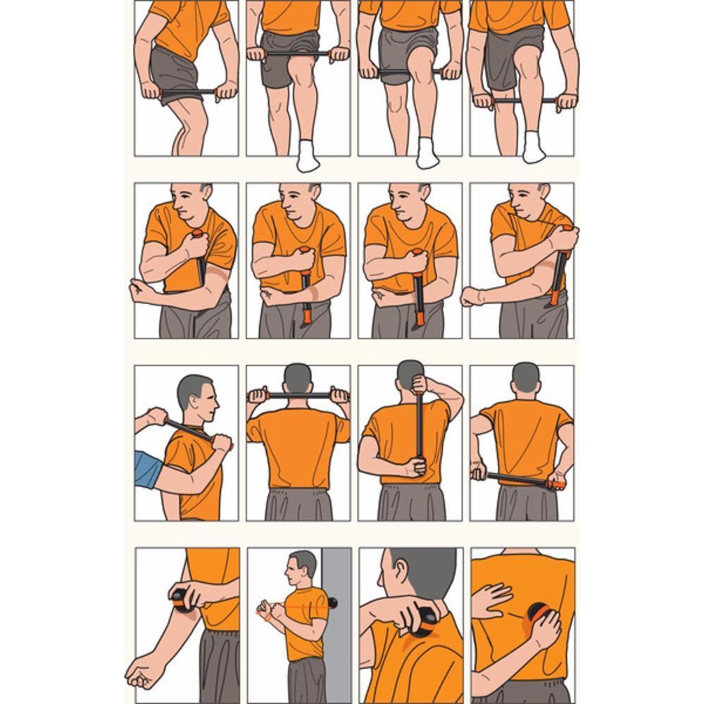 Hierontarulla Hierontarulla Massage Stick 22