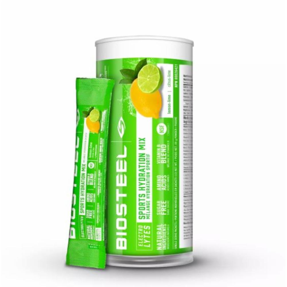 Biosteel HPSM putki (12 kpl) Lemon Lime