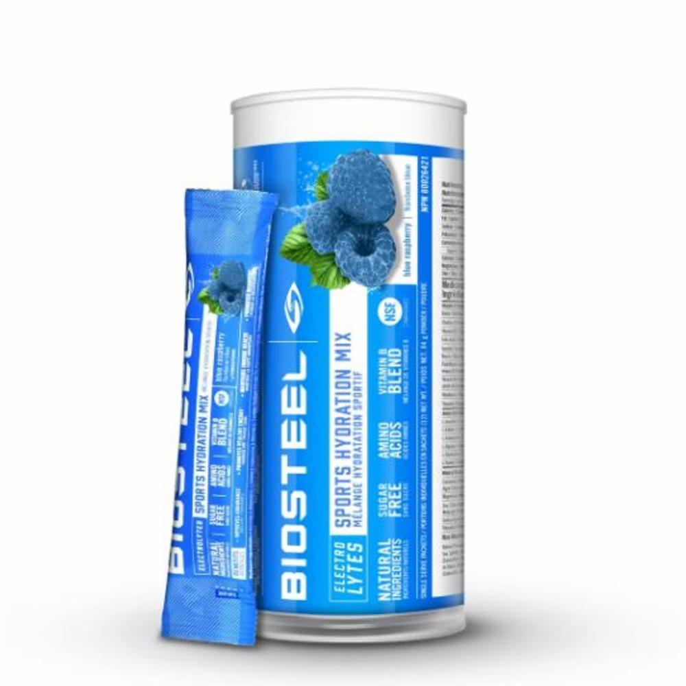 Biosteel HPSM putki (12x) Blue Raspberry