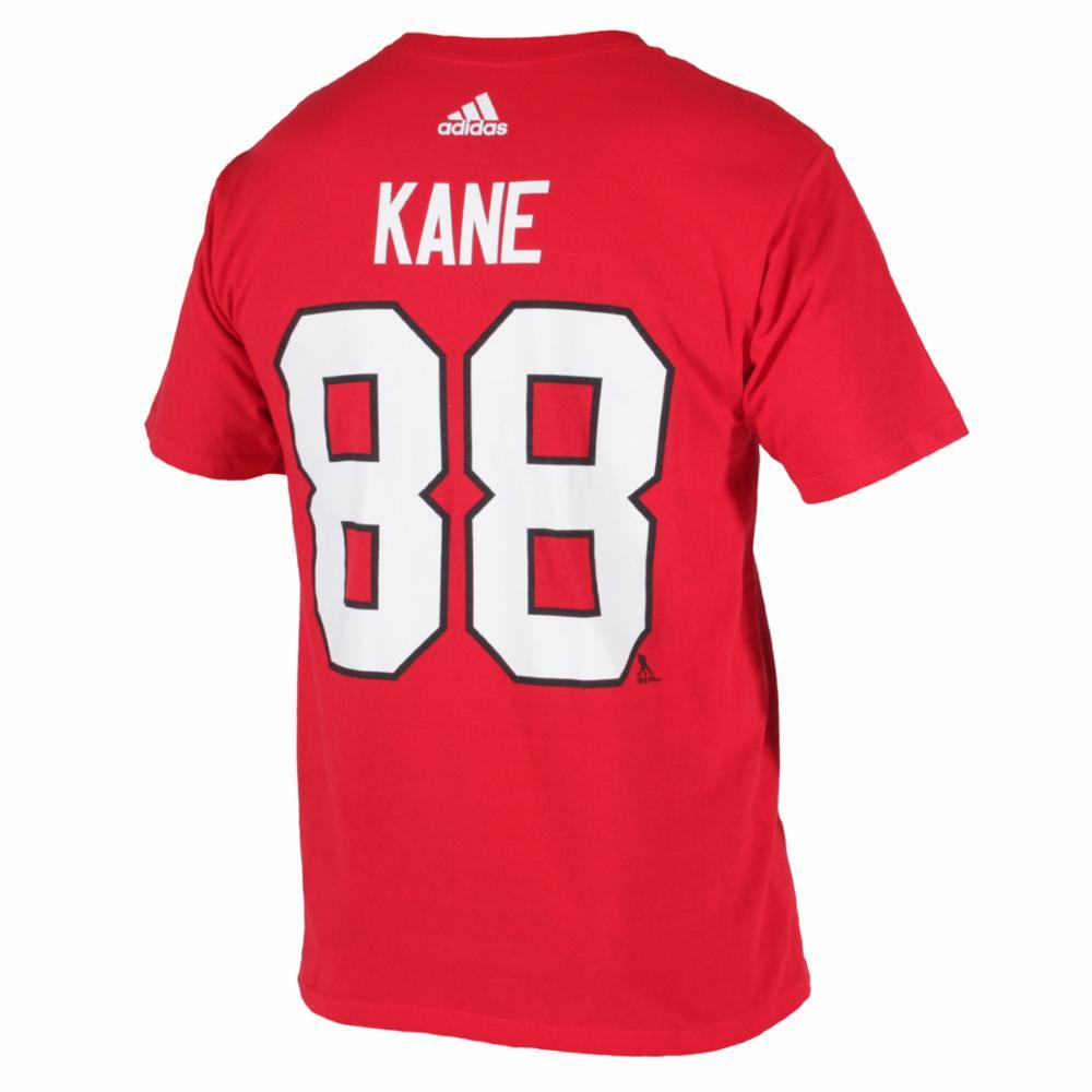 Adidas NHL Silver Tee T-paita, Kane, XXL