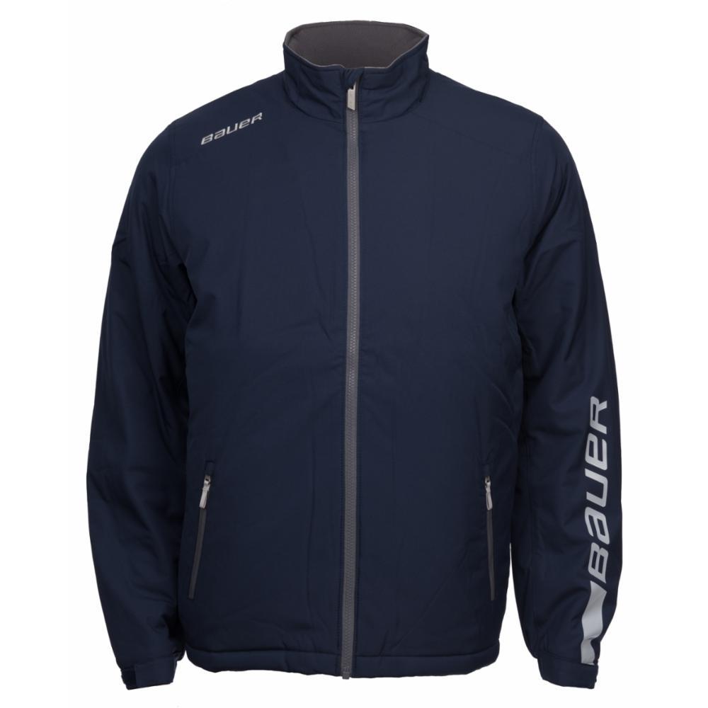 Bauer EU Winter Jacket Y Takki nav, S
