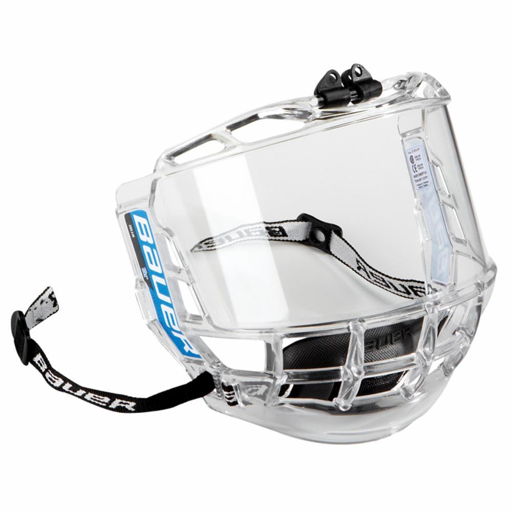 Bauer Concept 3 Full Shield Visiiri, JR