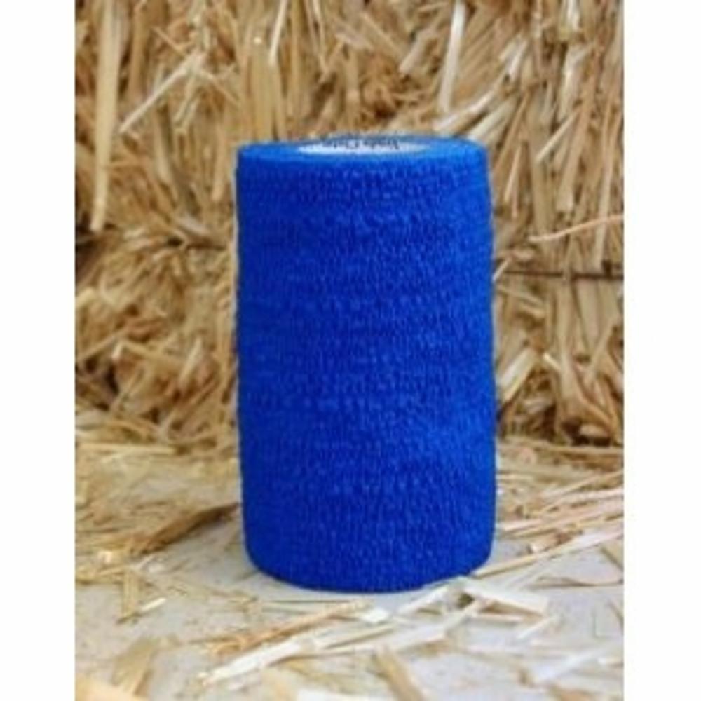 Tarttuva tukiside, 10 cm, Sininen