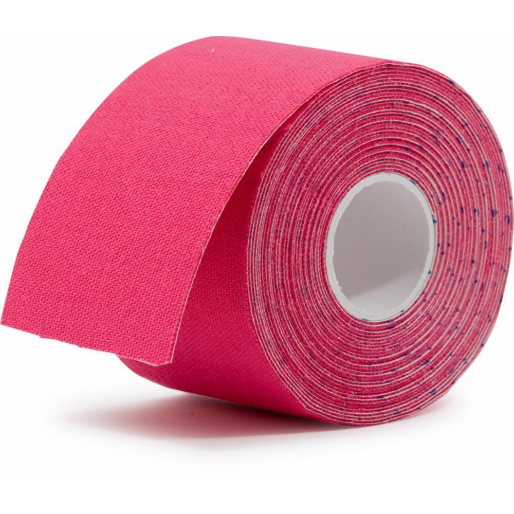Kinesioteippi 5m, 5 cm, Pinkki