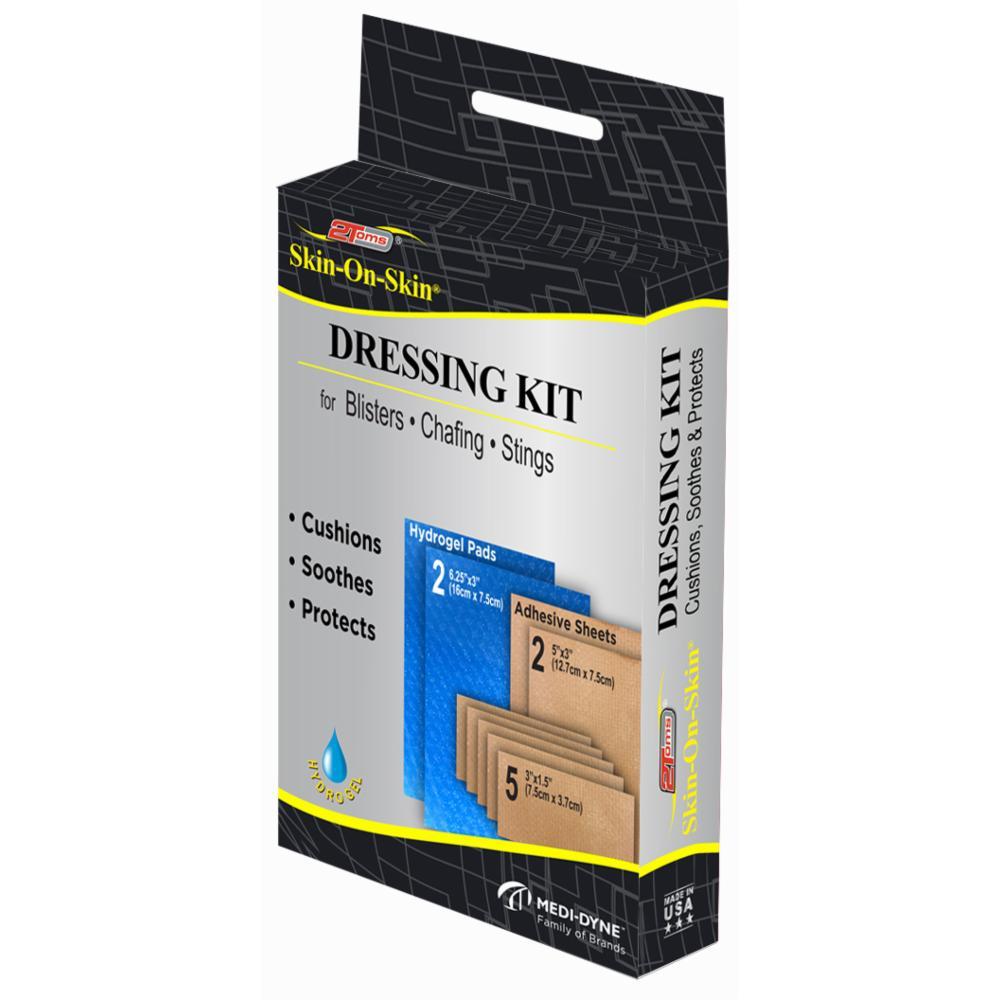 Medi-Dyne Skin-on-Skin Dressing Kit